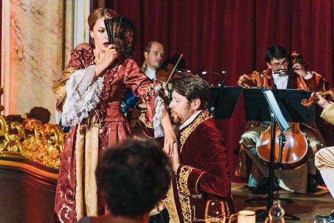 Mozart Dinner singers