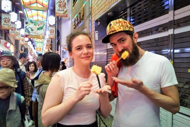 Short Trip in Kyoto Nishiki Market Walking Tour (Small group) photo 27
