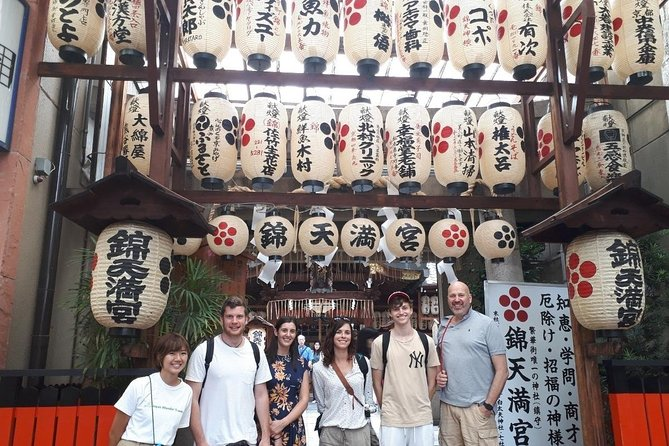 Short Trip in Kyoto Nishiki Market Walking Tour (Small group) photo 14