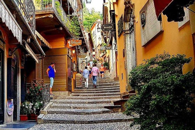 Lake Como: Let's go Shopping in Bellagio as a VIP!