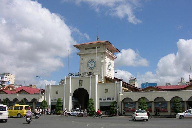 Ho Chi Minh Half day tour