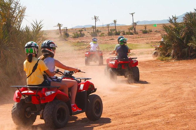 Quad Ride Experience in Marrakech photo 3