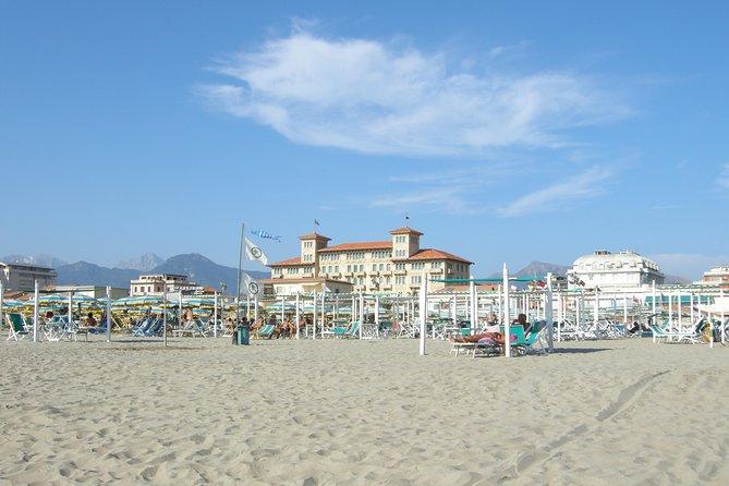 Private Transfer: Fiumicino Airport (FCO) to Viareggio or vice versa