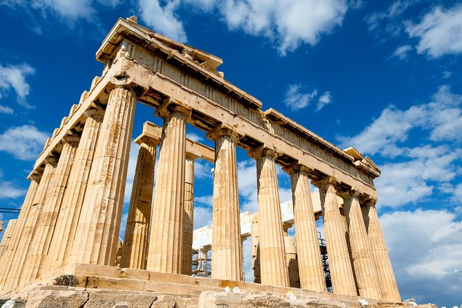 Acropolis and Museum Private Guided Tour & Food Tasting