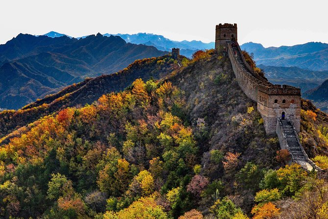 Jinshanling Great Wall and Gubei Water town in one day(14-hour tour)