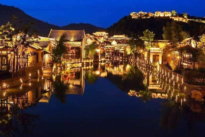 Private Tour to Gubei Water Town and Simatai Great Wall