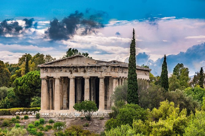 Acropolis and Ancient Agora Private tour with licensed Guide