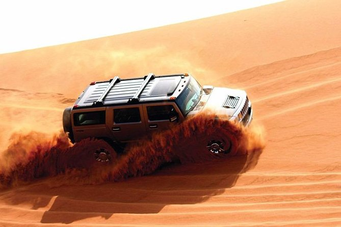 Doha City Tour in a Hummer H2 SUV