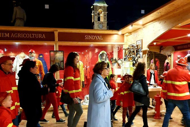 Visit + Experience at the Historical Museum of Firefighters and the Italian Red Cross