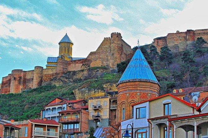 Privat Family Tour in Tbilisi mtatsminda and mtskheta