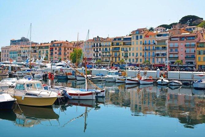 Villefranche Shore Excursion: Small Group Tour Monte Carlo, Eze and La Turbie