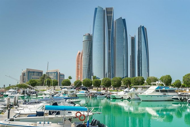 Abu Dhabi City tour+Lunch with Private Transfer