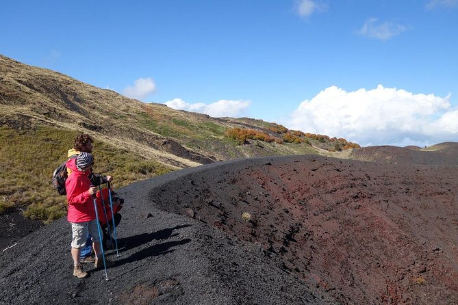 2002 Crater Excursion - Northern Etna