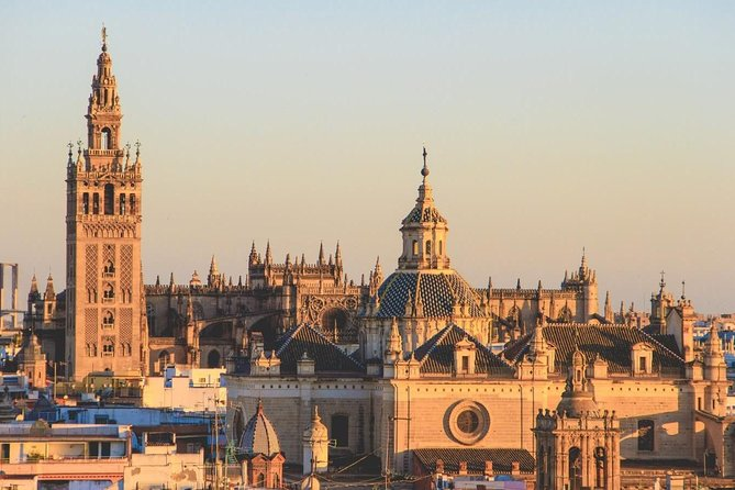 From Malaga: Private 3 Daily Tours to Cordoba, Granada and Seville
