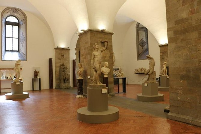 Florence: Private Bargello Museum Tour