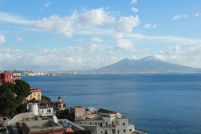 Day trip from Rome to Naples by train
