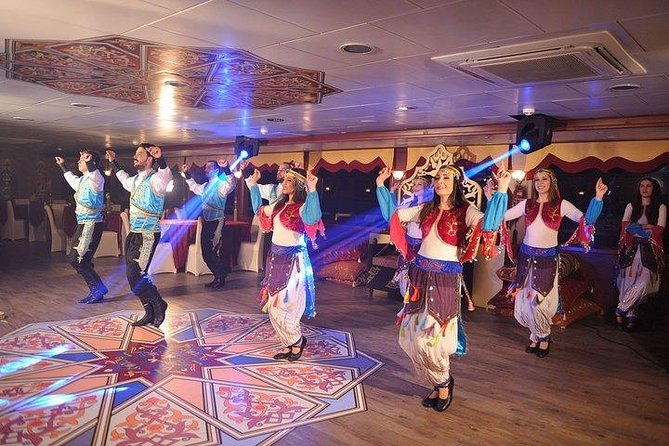 Istanbul Cruise&Show with Dinner
