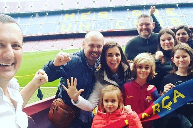 Private Tour: Camp Nou - F.C. Barcelona secrets with a sports journalist