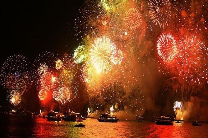 New Year Eve Party on the Bosphorus Pick Up and Drop Off Included