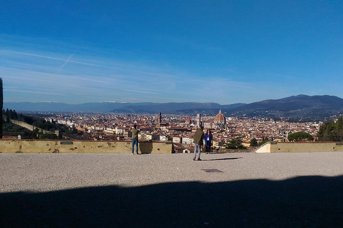 Florence Urban Trekking Away from Crowed Places