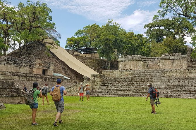 Day Trip to the Mayan Ruins of Copan from San Pedro Sula