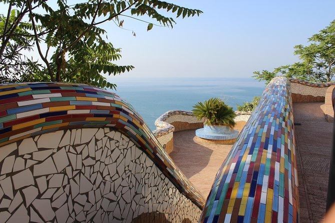 "Authentic Amalfi Coast: ""Vietri sul mare, Cetara"" Transfer from Salerno"