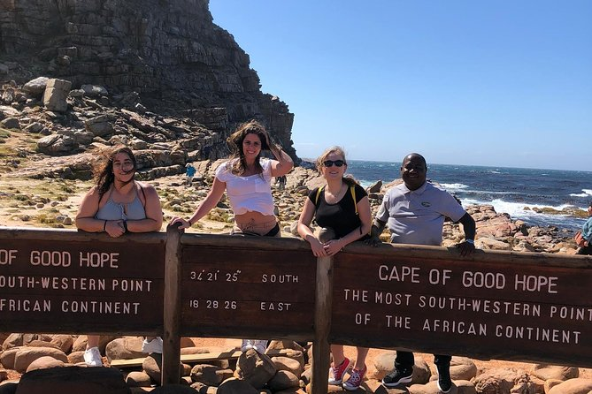Cape Peninsula Private Tour