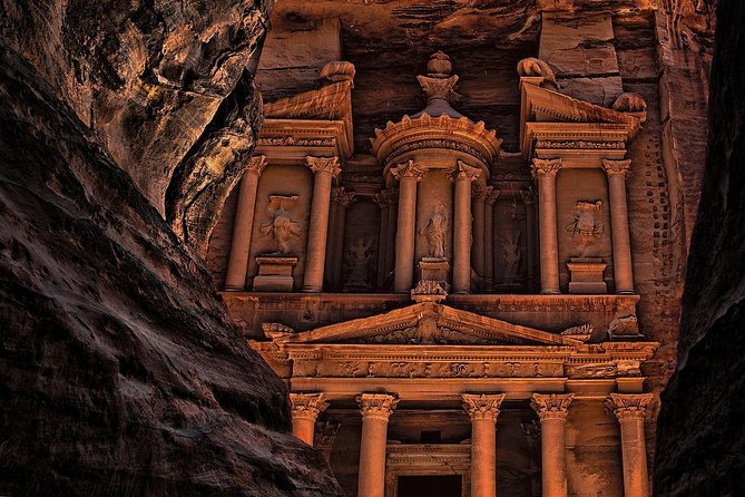 Full Day Petra sharing group from Amman