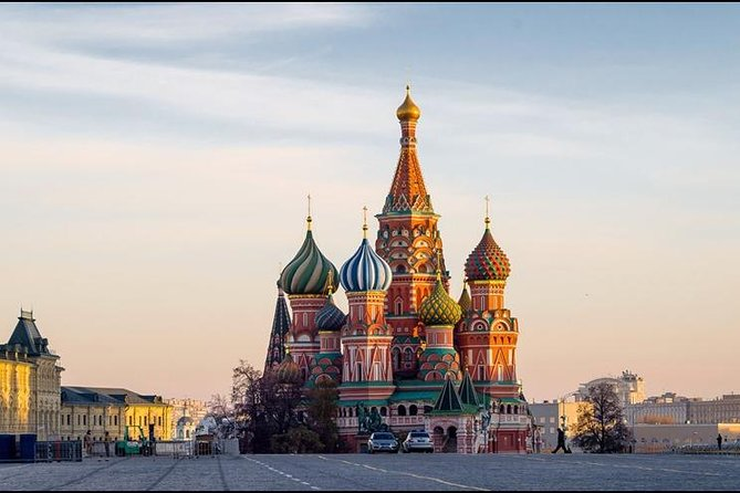 Moscow City tour with Red Square and Kremlin