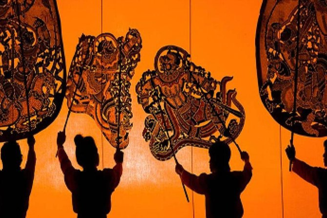 Khmer Shadow Theatre with Dinner photo 6
