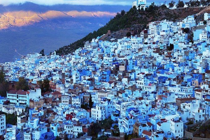 Full Day Trip To Chefchaouen