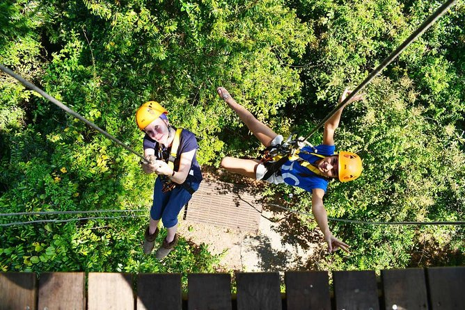 Angkor Zipline Silver Course Siem Reap photo 2
