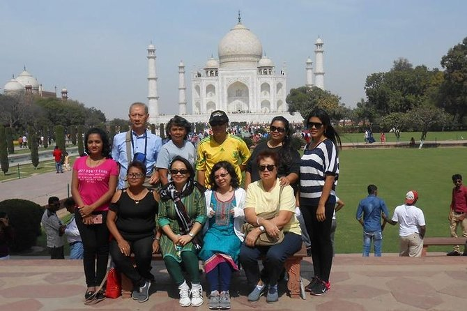 Golden Triangle Tour By Car ( 6 Days )
