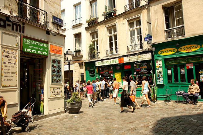 Marais: Explore this historic neighbourhood on a kid-friendly audio walking tour