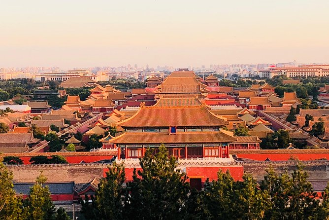 Beihai Park and National Museum Of China Private Day Tour