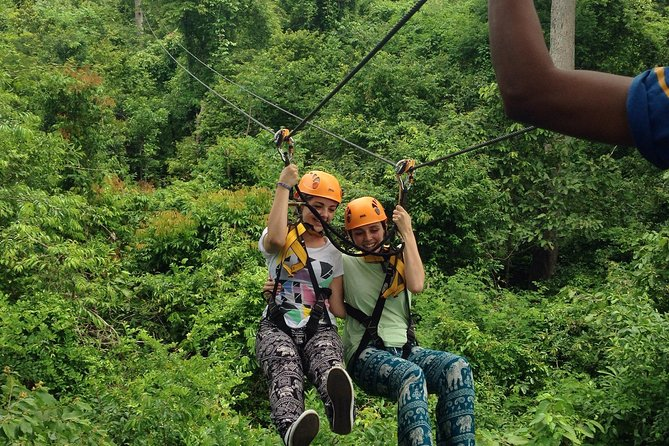 Angkor Zipline Silver Course Siem Reap photo 8