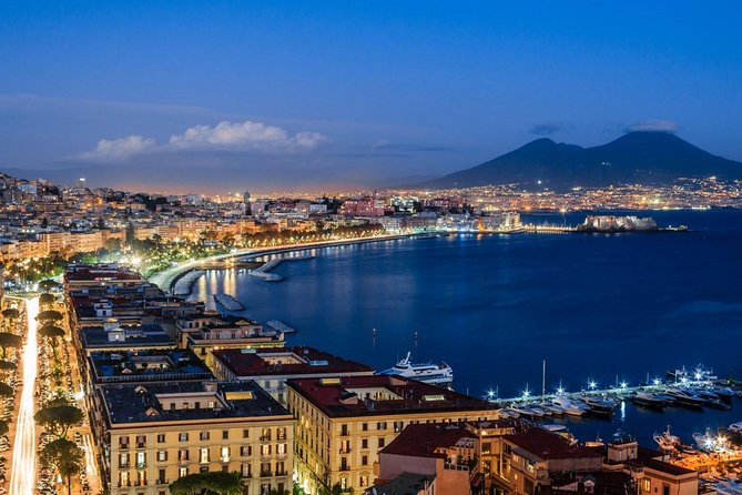 Transfer from Naples Airport to Naples