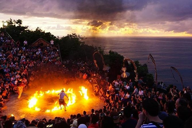 Best Sunset at Uluwatu with Kecak Dance
