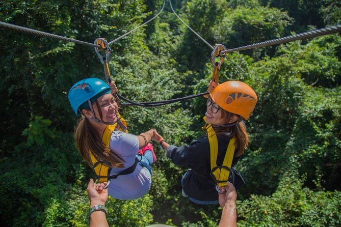 Angkor Zipline Silver Course Siem Reap photo 6