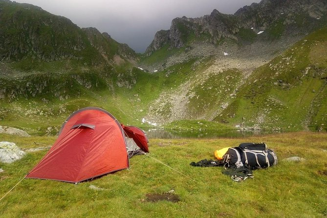 Expedition in Fagaras Mountains from Brasov (Private Tour!)