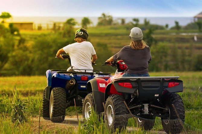Adventure Quad Bike 3 Hours Local Village