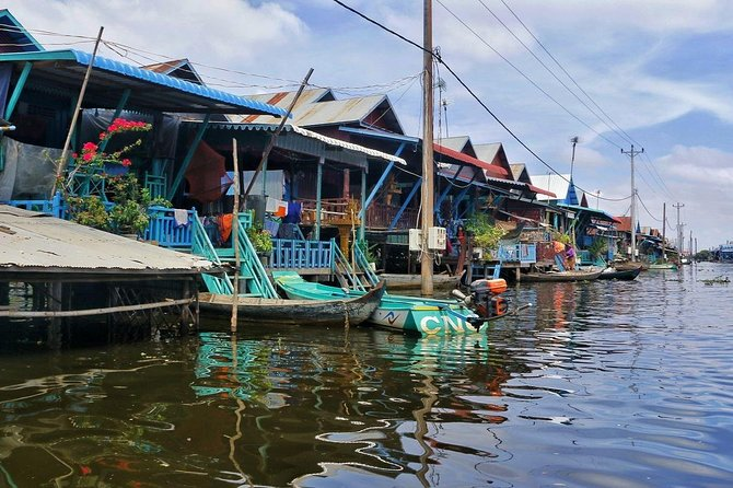 1Day tour & Floating Village