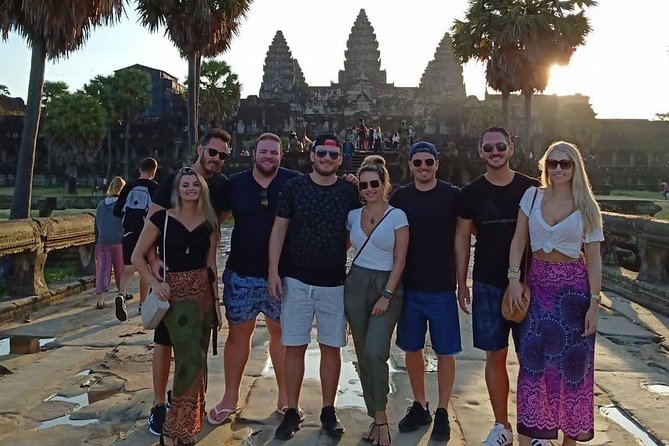 1Day Sunrise Angkor Wat Tour With Professional Tour Guide-Join-in Tour photo 10
