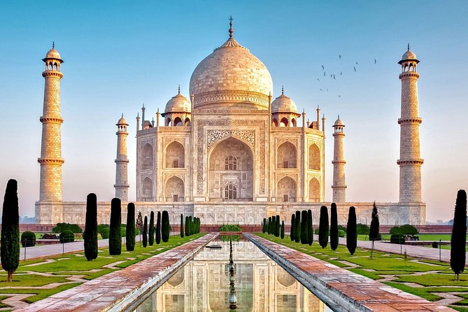 4 Day Luxury Golden Triangle Tour to Agra and Jaipur From New Delhi