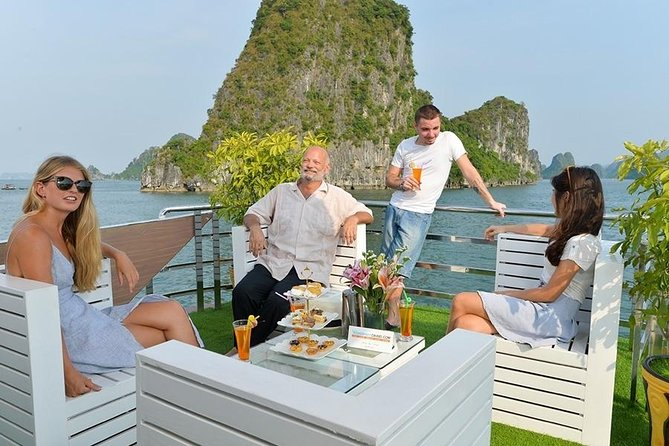 Halong Bay Full-Day Trip - Fast Expressway Transfer Round Trip & Full Activities