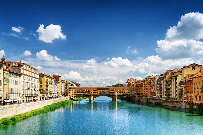 Private Transfer: Florence Hotel to Genova