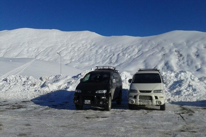 Transfer: From Tbilisi Airport to Gudauri Winter Resort