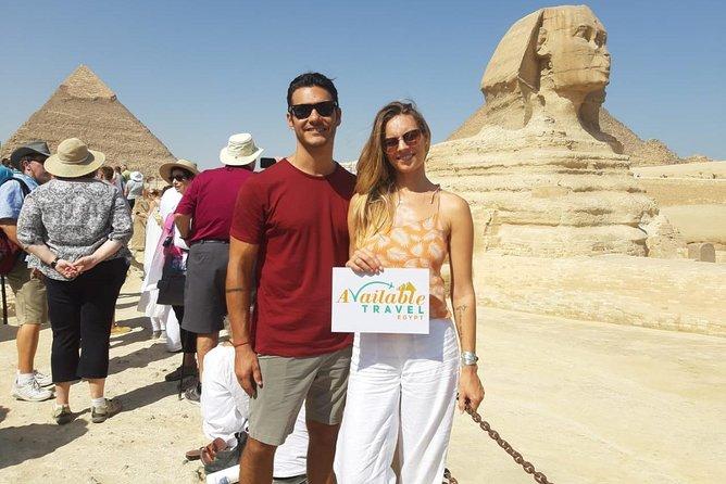 Day Tour to Giza Pyramids, Saqqara, Dahshour