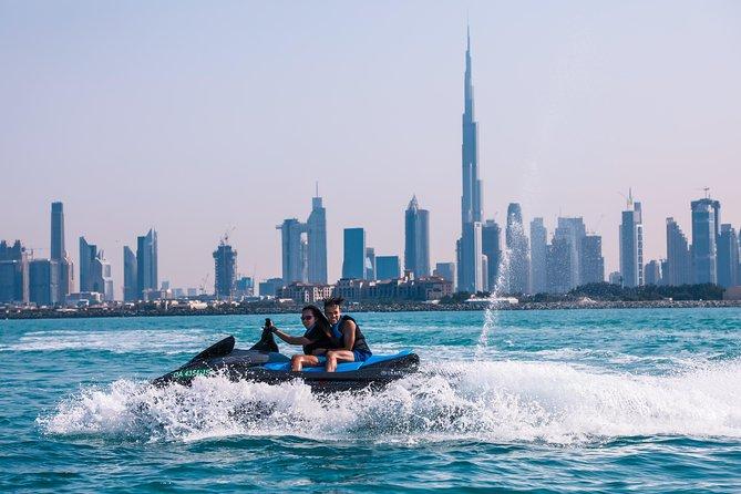 Dubai: Morning Safari and Camels with Jet Ski Ride