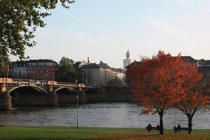 Romantic Road Ticket from Weikersheim to Frankfurt/Main (SATURDAY)